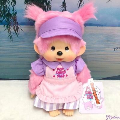 Monchhichi POP'n CANDY CLUB M Size MCC Girl 250868