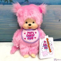 Monchhichi POP'n CANDY CLUB S Size MCC Girl 250875