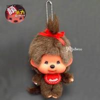 Monchhichi Big Head MCC Mascot Standing Girl 260263