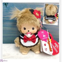 Monchhichi Baby Bebichhichi Tokyo Kawaii JOL x BBCC Beige 258581
