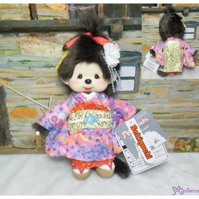 261703   Monchhichi 23cm Plush Dance Girl Maiko 日本 舞妓  ~ PRE-ORDER ~