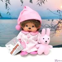Monchhichi S Size 20cm Pajama Girl 睡衣 262090