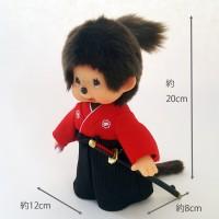 Monchhichi 20cm MCC Japanese Samurai 日本武士 271658