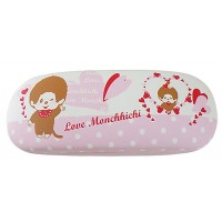 336655 Monchhichi Glasses Case 眼鏡盒 - Love