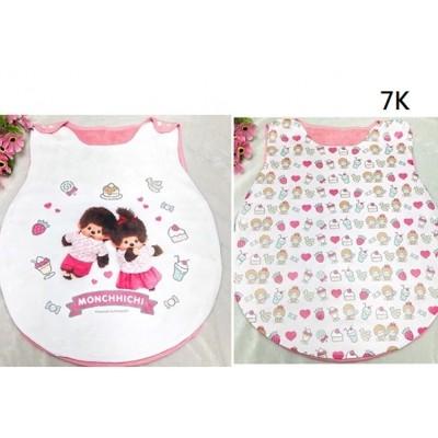 Monchhichi 日本製 今治 Large Apron 41x51cm Style K (2pcs) 雙面 圍裙  476398