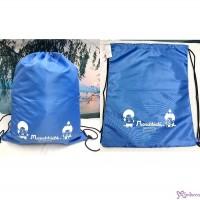 Monchhichi Sport 2020 W42 x H53 Polyester Beach Bag Blue 沙灘袋 遠足袋 700083