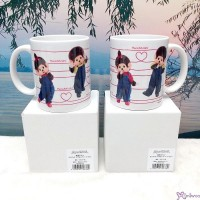 Monchhichi Resin Cup JAPAN EVENT LIMITED 耐熱 樹脂 水杯 ~  706389
