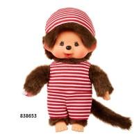 Monchhichi S Size Border Swim Wear Boy (Japan Limited) 838653 ~ LAST ONE