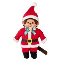 838875 Monchhichi 2L Size 73cm Christmas Limited Santa Boy ~ LAST ONE ~~