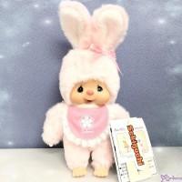 839551 Alice Closet x Monchhichi Friend S Size Japan Limited Chimutan Bunny Sakura
