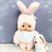 839582 Alice Closet x Monchhichi Friend S Size Japan Limited Chimutan Bunny Snowdrop