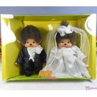 KiKi Monchhichi Wedding 西式 結婚 公仔 禮盒  929240