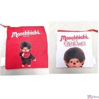 Monchhichi 15 x 16cm Polyester Small Handbag Bag - Big Head Boy  袋仔 CAP01-D
