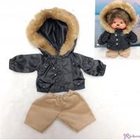 MCC S Size Fashion Outfit Fur Coat + Pants 毛毛外套 + 褲 RT-44