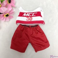 """MCC S Size Sport Fashion Racer Outfit Set RW-23 """"LAST ONE"""""""