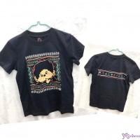 Monchhichi 100% Cotton Fashion Adult Tee M Size HONG KONG Limited (HK Size) TEEHK-M