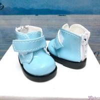 Yo SD OB Male 1/6 Bjd MCC S Size Doll Shoes Short Strapped Boots BLUE YK10BLE