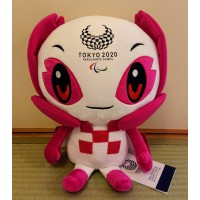 800528 Tokyo Olympics 2020 Mascot L Size 40cm Plush - Someity