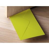 QL10151-GREEN QUALY Living Styles Door Stopper + Envelope Holder