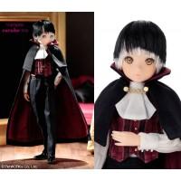 Petworks CCS 22cm Doll Ruruko Lop Bunny Ears Vampire Boy 1818101