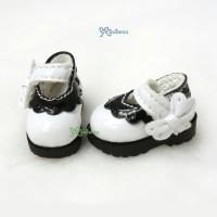 3.3cm Maryjane Strapped Shoes White SHP112WHE