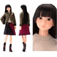 Momoko 27cm Girl Doll Tartan Syndrome Momoko 219339