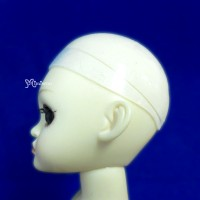 """WCM003 6-7"""" Silicon Wig Cap for Yo-SD Doll Head Protection Cover"""