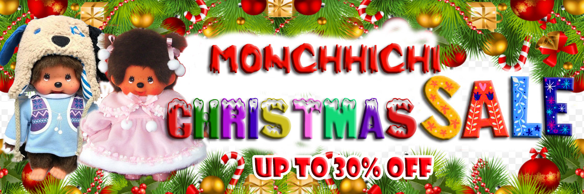 Monchhichi Clearance Sale
